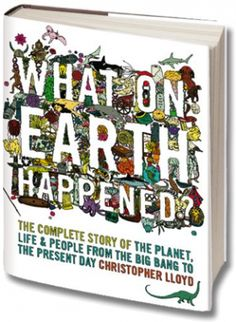 the history of earth. fun to read.