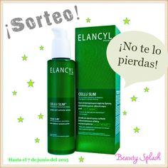 Beauty Splash: Sorteo Elancyl Cellu Slim 200ml