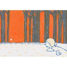 【natsumikan_0730】さんのInstagramをピンしています。 《-日が暮れて- . . . . #illust #illustration #illustrator #イラスト #paint #sky #アクリル #アクリル絵の具 #手描き #山 #森林浴 #森 #mountain #温泉 #hotsprings #夕焼け #夕日 #twilight #黄昏 #夕暮れ #至福のひととき #hot #秋 #autumn #まったり》