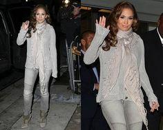 Jennifer Lopez - Grey Jeans & Boots.jpg 400×321 pixels