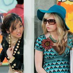 Suite Life of Zack and Cody Suite Life, Brenda Song, Ashley Tisdale, Disney Channel, Disney Pixar, Fashion, Moda, Fashion Styles, Fashion Illustrations