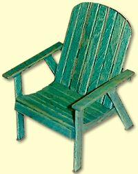 make chairs