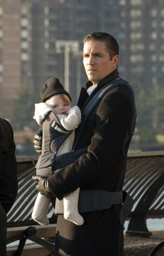 """My kind of guy. :) Jim Caviezel (aka John Reese)    Person of Interest """"Baby Blue""""      Photo by JOHN PAUL FILO – © 2012 CBS Broadcasting Inc. All Rights Reserved."""