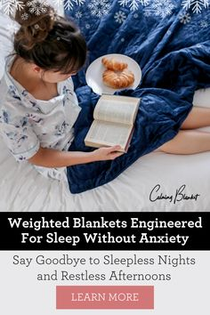 Get your Calming Blanket today and rediscover a good night's sleep! Our weighted blanket was designed to help with stress and troubled sleep. Order yours today and say goodbye to sleepless nights, cranky mornings, and fatigue-filled afternoons! snuggle blanket, snuggie, the comfy, the comfy blanket, the comfy com, thecomfy, couch blanket, thick blanket, ultimate blanket, fleece blanket, oversized fleece blanket, over sized blanket, super fleece, tv blanket Couch Blanket, Snuggle Blanket, Weighted Blanket, Comfy Blankets, Knitted Blankets, Insulated Cat House, Invitation, Sleepless Nights, Seo Tips