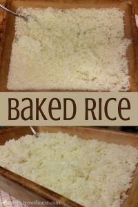 Baked Rice The Easy, NoMess Way to Cook Rice is part of cooking Rice Veggies - Cooking rice is messy! This easy, no mess, baked rice will completely change dinnertime for you No sputtering No babysitting Just fluffy, perfect rice Cooking For Beginners, Cooking Tips, Cooking Recipes, Rice Recipes, Vegetarian Recipes, Healthy Recipes, Pasta Recipes, Yummy Recipes, Rice In The Oven
