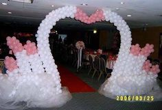 Wedding Party Decorations Balloons