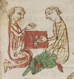 Eike <von Repgow>   Heidelberger Sachsenspiegel — Ostmitteldeutschland, Anfang 14. Jh. Cod. Pal. germ. 164 Folio 10r