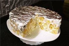 Очень простой в изготовлении торт, который смогут приготовить абсолютно все.  Но! несмотря на всю простоту и незамысловатость рецепта, торт получается безумно вкусным, какую б порцию Вы не сделали, е…