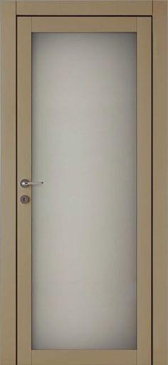 UnionPorte GAMMA 01 Interior Door Cappuccino