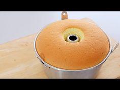 Coconut Chiffon Cake 椰奶慼風蛋糕 |Apron - YouTube Chiffon Cake, Sweet Recipes, Cake Recipes, Dessert Recipes, Cake Cookies, Cupcake Cakes, Sour Cream Pound Cake, Bisquick Recipes, Chocolate Sweets