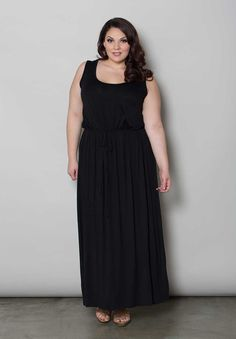 Valerie Maxi Dress  A plus size maxi with unlimited styling potential! Stroll through paradise in this dress and pair it with a sunhat and bold accessories for something playful and uniquely you. The post  Valerie Maxi Dress  appeared first on  Vintage & Curvy .  http://www.vintageandcurvy.com/product/valerie-maxi-dress