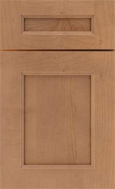 The Morgan cabinet door style from Schrock is casually simple and ...