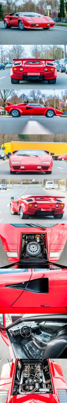 Stunning 1980 Lamborghini Countach LP400S