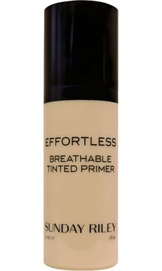 sunday riley_effortless breathable tinted primer