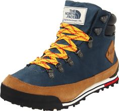 c269f285de Amazon.com | The North Face Back-To-Berkeley Boots (8, Conquer Blue/Bronx  Brown) | Hiking Boots