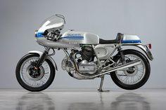 Ducati 750 Super Sport Custom Café Racer | Gear X Head