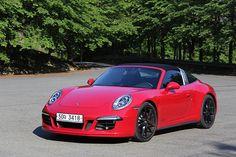 포르쉐 911 타르가 4 GTS 시승기 - 다나와 자동차