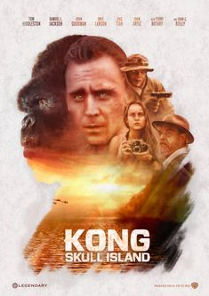 KONG: Skull Island Movie poster by medalXD (https://posterspy.com/posters/kong-skull-island-49/ )