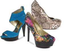 If you haven't indulged in a Carlos Santana shoe yet, do yourself a favor and go fot it! :)