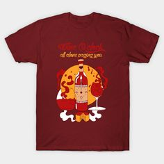 Shop Wine O'Clock - Red and Gold Version wine oclock t-shirts designed by kenallouis as well as other wine oclock merchandise at TeePublic. Woman Wine, Cool Graphic Tees, Oclock, Wine Gifts, Cool T Shirts, Artworks, Shirt Designs, Lovers, Gift Ideas