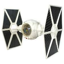 """The second classic Star Wars vehicle I had. The TIE fighter. Best part was the spring loaded """"pop-off"""" solar panels. Didja know that TIE stands for Twin Ion Engines? Did you know that I'm a proper geek? Star Wars Vehicles, Tie Fighter, Childhood Toys, Old Toys, For Stars, Solar Panels, Two By Two, Geek Stuff, Vintage Stuff"""