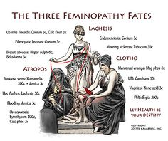Feminopathy--Homeopathy for women's health. ~joettecalabrese.com