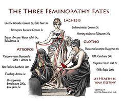 Feminopathy--Homeopathy for women's health. ~joettecalabrese.com