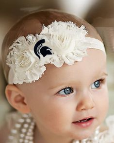Compare Marquette Golden Eagles Baby Gear prices and save big on Marquette Baby Gear and other Big East team gear by scanning prices from top retailers. Flower Hair Bows, Flowers In Hair, Elastic Headbands, Baby Headbands, Short Hair Hacks, Marquette Golden Eagles, Baby Fan, South Carolina Gamecocks, Shabby Flowers