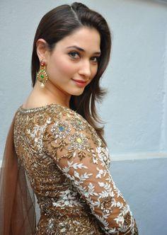 Tamanna Bhatia at Telugu Film Bengal Tiger Opening-2