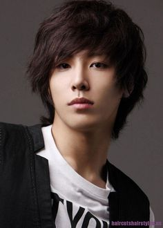 Korean Hairstyle for Men: Korean Men Messy Hairstyle 731x1024 Hipsterwall ~ hipsterwall.com Hairstyles Inspiration