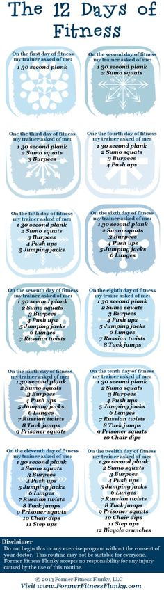 12 Days of Fitmas! Get moving!   #fitmas #12days #gearsfitness #staystrong #fitness
