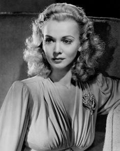 Carole Landis (January 1, 1919 – July 5, 1948) was an American film and stage actress,