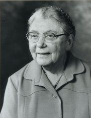 Elsie Widdowson was born in Wallington, Surrey, UK. Her father was a grocer's assistant. Her younger sister Eva Crane trained as a nuclear physicist & became a world renowned authority on bees. She studied chemistry & graduated with a BSc in 1928, one the first women graduates of Imperial College. She received a PhD in 1931 for her thesis on the carbohydrate content of apples, and later received a PhD for research in kidney metabolism.