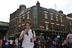 6 dicas do que comer no Borough Market em Londres. #boroughmarket #cerveja #londres