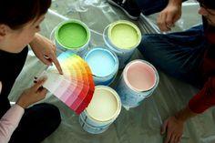Faça você mesmo: Dicas para você Pintar Sua Casa Sozinha e sem Complicações | Ideias Designer de Interior