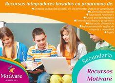 Una educación completa, los convertirá en mejores seres humanos, ven y conoce #Motivaré.