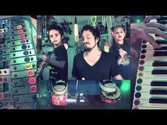 Dicken Schrader y sus hijos Milah & Korben | Cover Depeche Mode