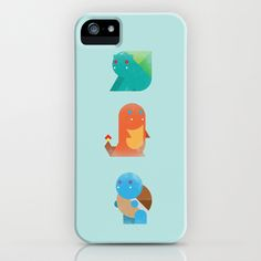 Pokemon iPhone Case by Chris Redford - $35.00