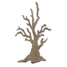 Sizzix Bigz Die - Branch Tree
