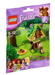 Black Friday 2014 LEGO Friends Squirrel's Tree House from LEGO Cyber Monday. Black Friday specials on the season most-wanted Christmas gifts. Legos, Van Lego, Lego Friends Sets, Black Friday Specials, Cute Squirrel, Lego Toys, Toy Sale, Toys For Girls, Kids Toys