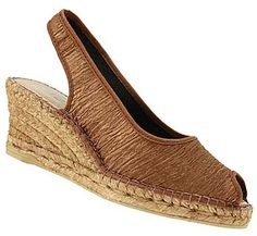 Spring Step Jeanette Sandals (Brown) - Women's Sandals - M Brown Sandals, Women's Sandals, Spring Step, Espadrilles, Wedges, Shoes, Fashion, Espadrilles Outfit, Moda