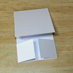 By Beccy Muir. Tutorial: Dutch Fold Card.