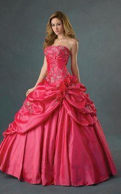 Belle et grande robe.
