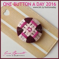Day 108: Bound Intersection #onebuttonaday by Gina Barrett