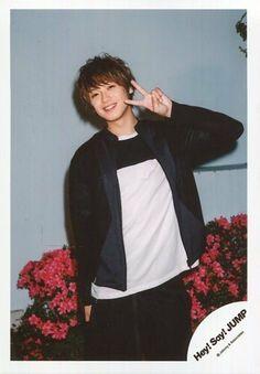 ✌ // Hey! Say! JUMP - Takaki Yuya