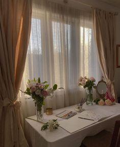 Parisian Apartment, Doodles, House Design, Curtains, Modern, Furniture, Home Decor, Office Decorations, Watercolour
