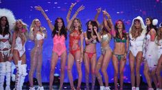 Hot News: Victoria's Secret Fashion Show 2015
