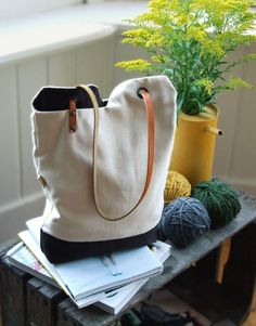 $52 Ying Yang bag ...i know the last thing I need is a new bag, but I love this!