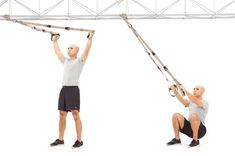 If you're looking to add some variety to your strength-training routine, incorporate these nine TRX suspension training exercises to build upper-body strength. Suspension Workout, Trx Suspension Trainer, Suspension Training, Trx Training, Body Weight Training, Strength Training, Training Exercises, Best Ab Workout, Dumbbell Workout