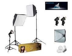 uLite 3-Light kit 403